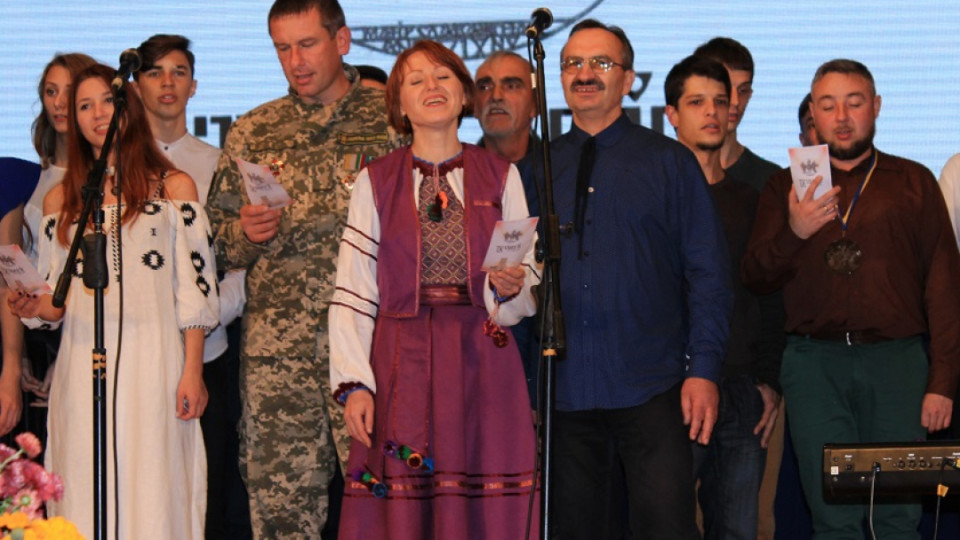 У Луцьку назвали переможців фестивалю «Оберіг». ФОТО