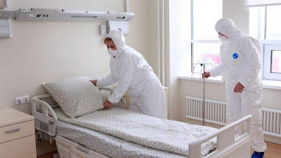 Скільки «коронавірусних» ліжок зайнято у лікарнях Волині