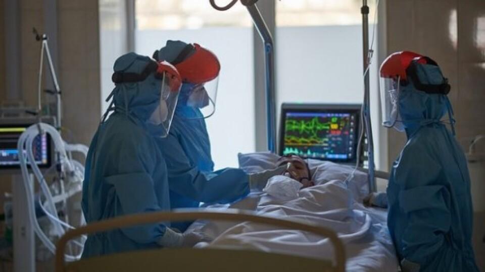 У волинській лікарні реконструювали кисневу систему