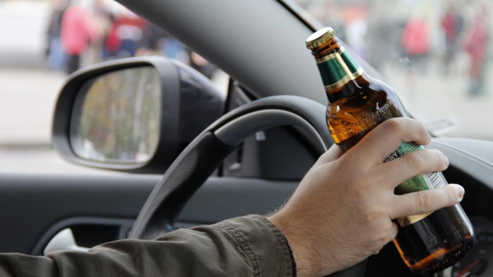 На Волині оштрафували п'яного водія на «бляхах»  і забрали права