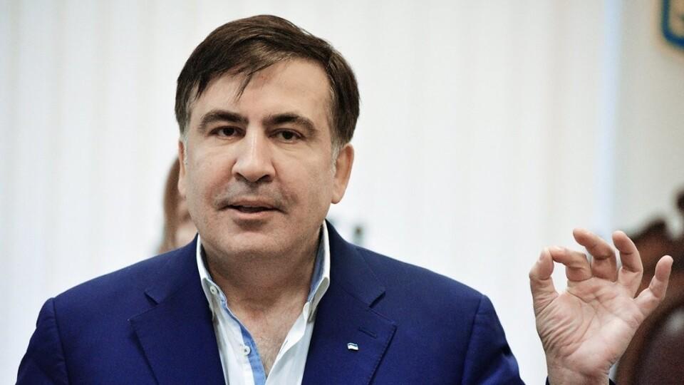 Саакашвілі заявив, що повертається в грузинську політику