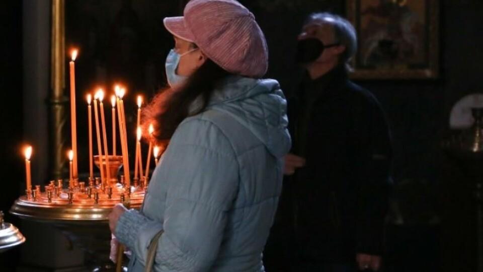Волинянам не заборонили відвідувати храми на Великдень