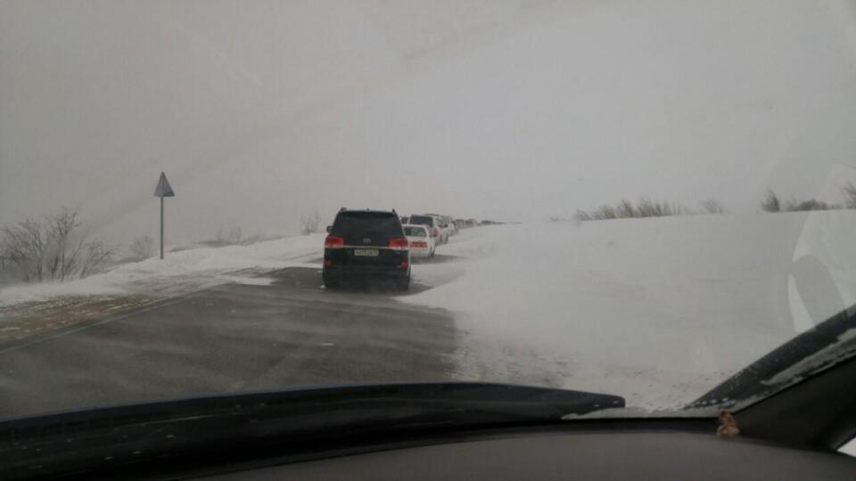 На Волині й досі обмежений рух на деяких дорогах