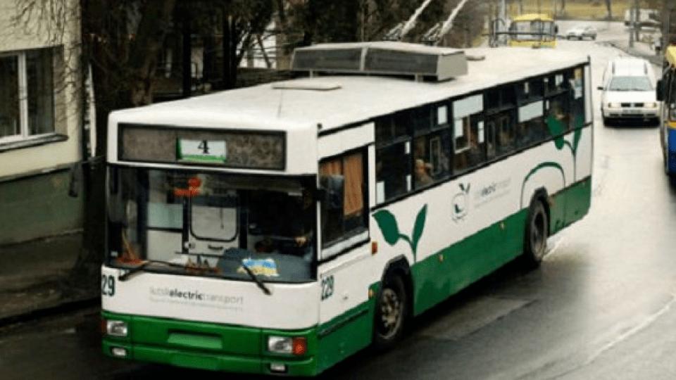 У Луцьку тимчасово змінюють схеми руху тролейбусів №4 та №4-а