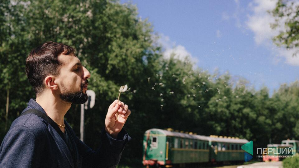 «Луцьк мені відкрив Покальчук». Любко Дереш. Розмова на залізниці, якої…  нема. #МІСТО НАТХНЕННЯ