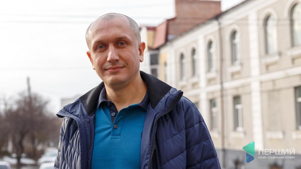 Депутати в темі - Микола Яручик: Якщо люди скажуть мені йти в мери, то, певно, доведеться