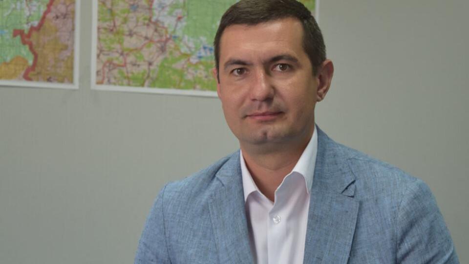 На голову Волиньради один кандидат – Григорій Недопад