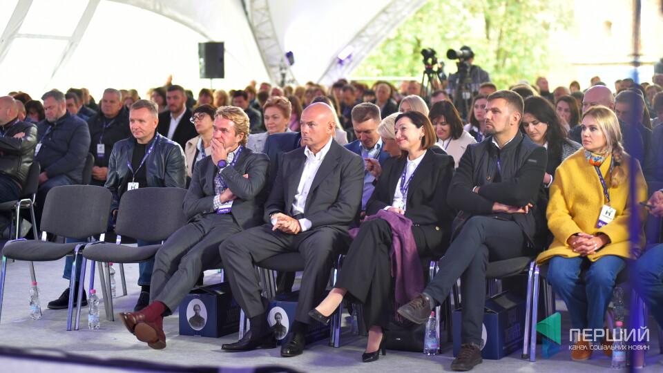 «Будемо чесними: ми відповідальні за Волинь уже рік». Як пройшов форум партії «За майбутнє»