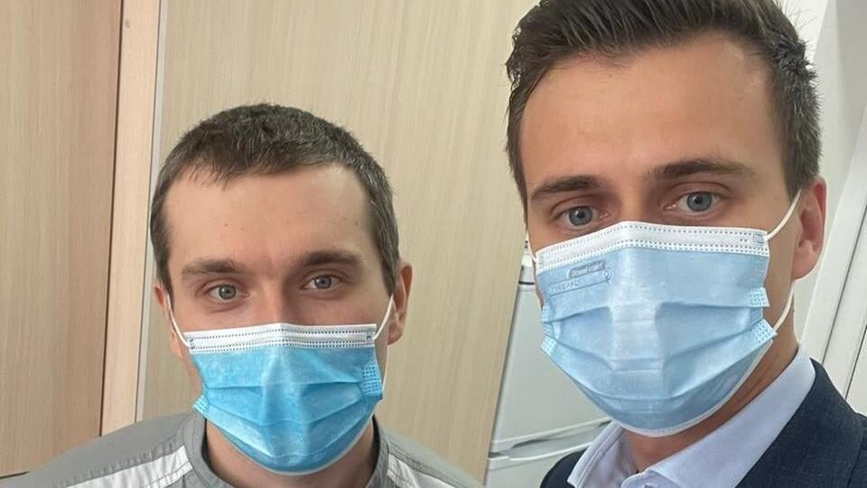 В Україні уже зробили перше щеплення від коронавірусу