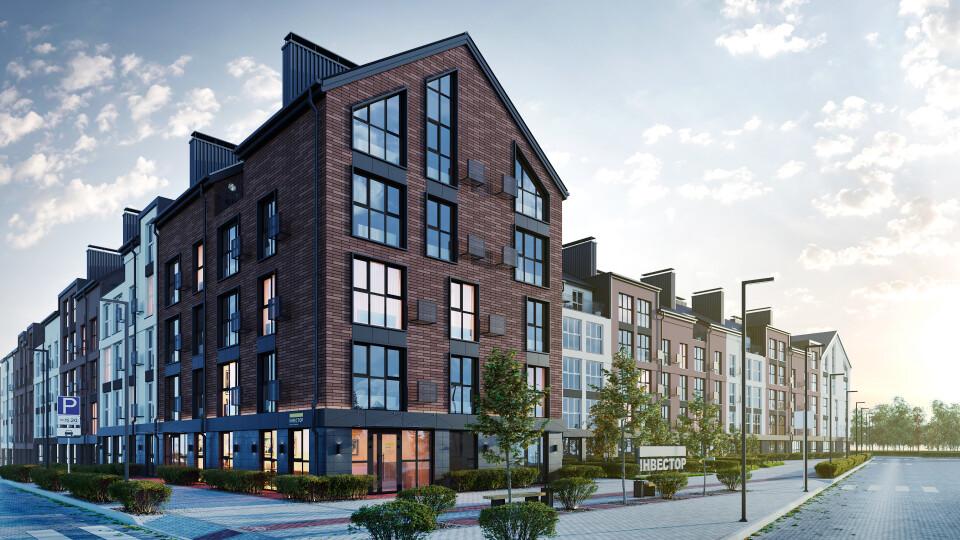 В «Амстердамі» – одно- та двоспальні квартири від 23 000$