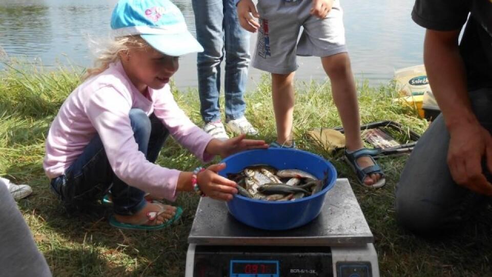 У Луцьку відбудуться змагання з риболовлі для дітей
