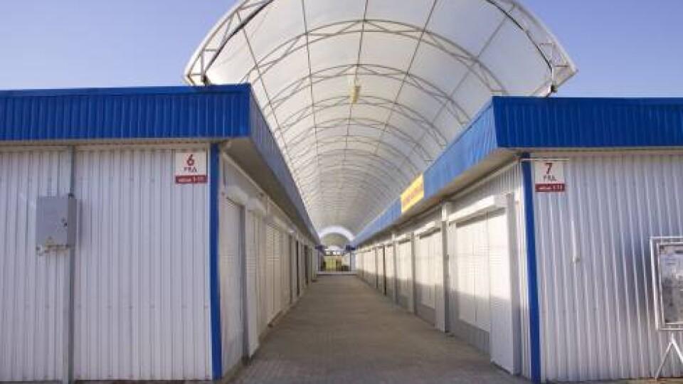 Із Центрального на Новий ринок уже перевезли 39 контейнерів, – Луцькрада