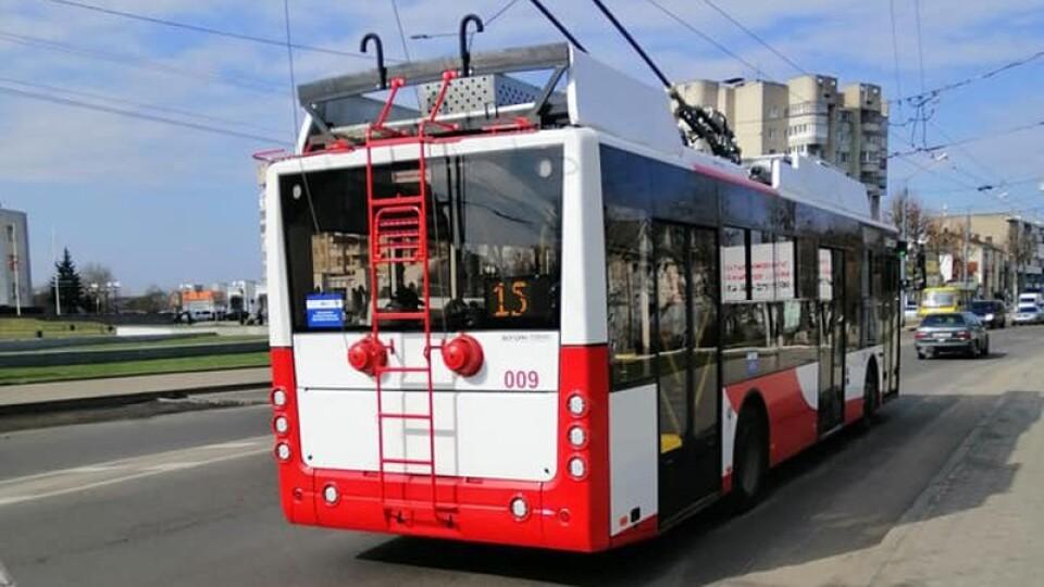 У Луцьку хочуть створити новий тролейбусний маршрут