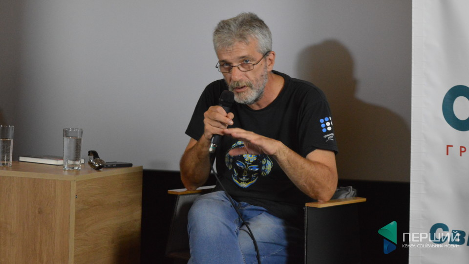 «Я виріс у країні фейкових новин»: топ-15 цитат з лекції Андрія Куликова в Луцьку