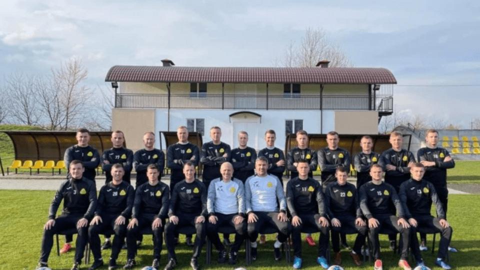 Біля Луцька відбудеться вирішальний матч чемпіонату Волині з футболу серед аматорських команд