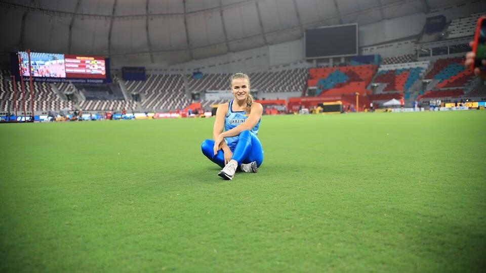 Волинська спортсменка розповіла, як готується до Олімпіади-2020