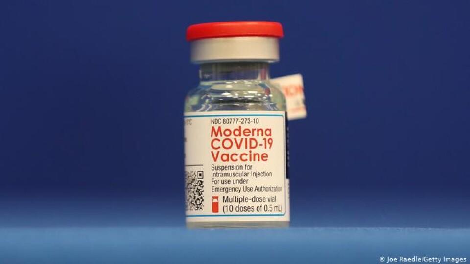 На Волині закінчилася вакцина Moderna. Що робити тим, хто вакцинувався першою дозою