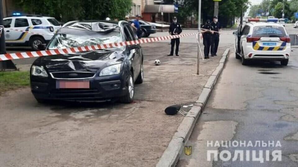 Чоловіку, який збив батька з двома дітьми на переході у Луцьку, загрожує до 8 років за ґратами