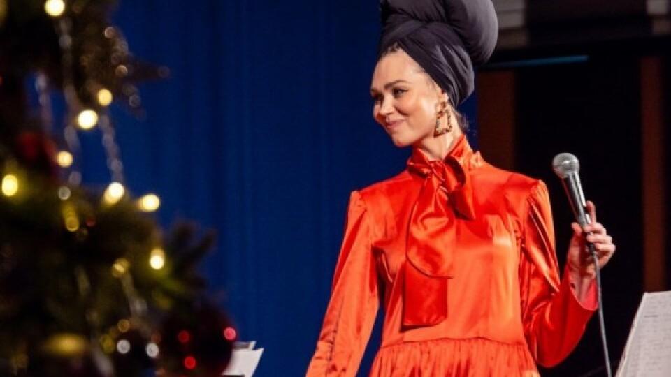 Різдвяний джаз, магія і селфі на пам'ять. Перед лучанами виступив гурт UrbanGypsy