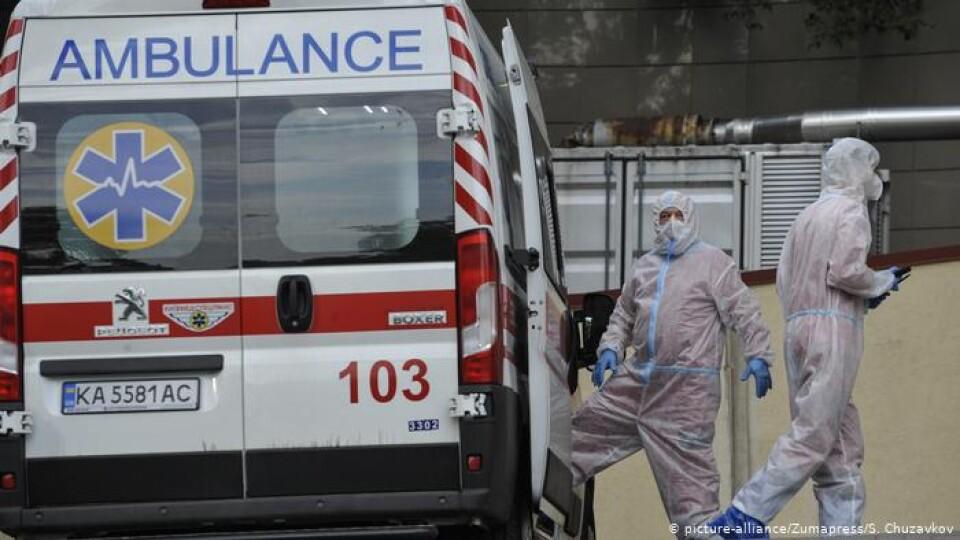 В Україні за добу на коронавірус захворіло 14,5 тисячі людей. Померло – 467