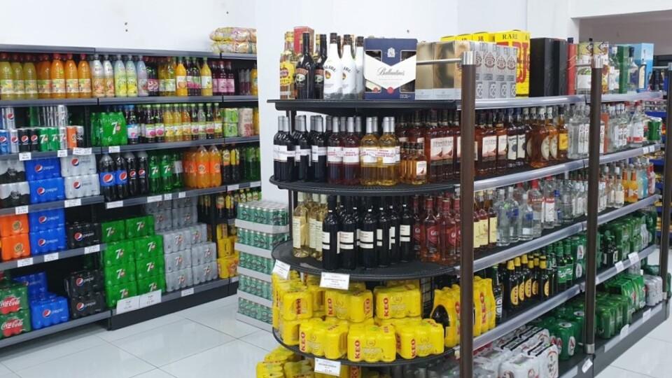 У Модерн-Експо - новий ринок: облаштували перший магазин на Кіпрі