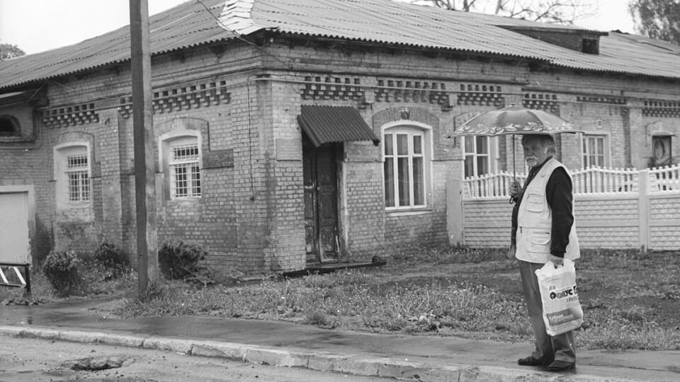 Пам'яті Вальдемара Пясецького. Луцький фотограф присвятив підбірку світлин відомому досліднику