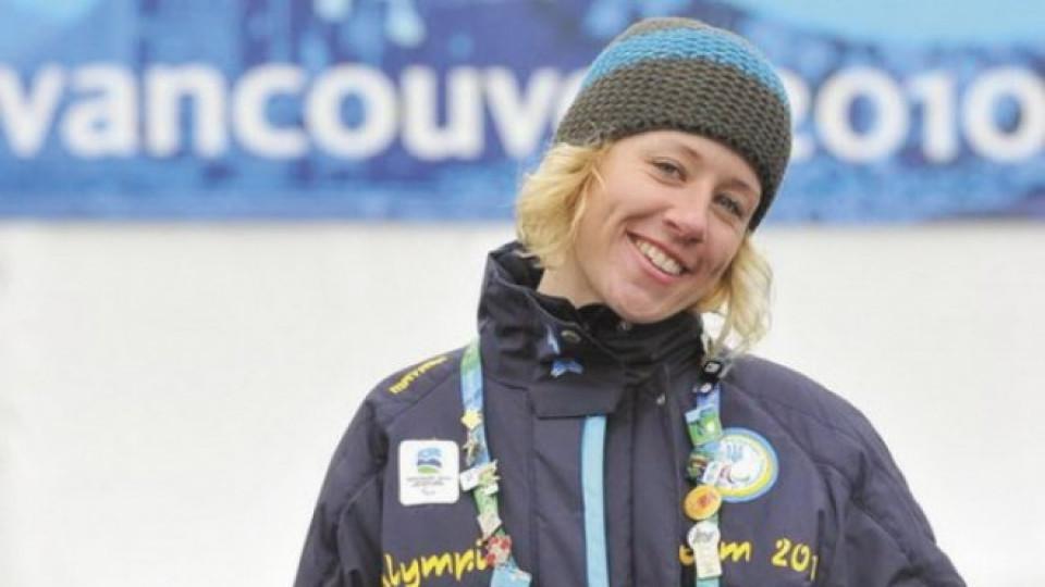 Волинська біатлоністка Юлія Батенкова-Бауман виборола «бронзу» на чемпіонаті світу