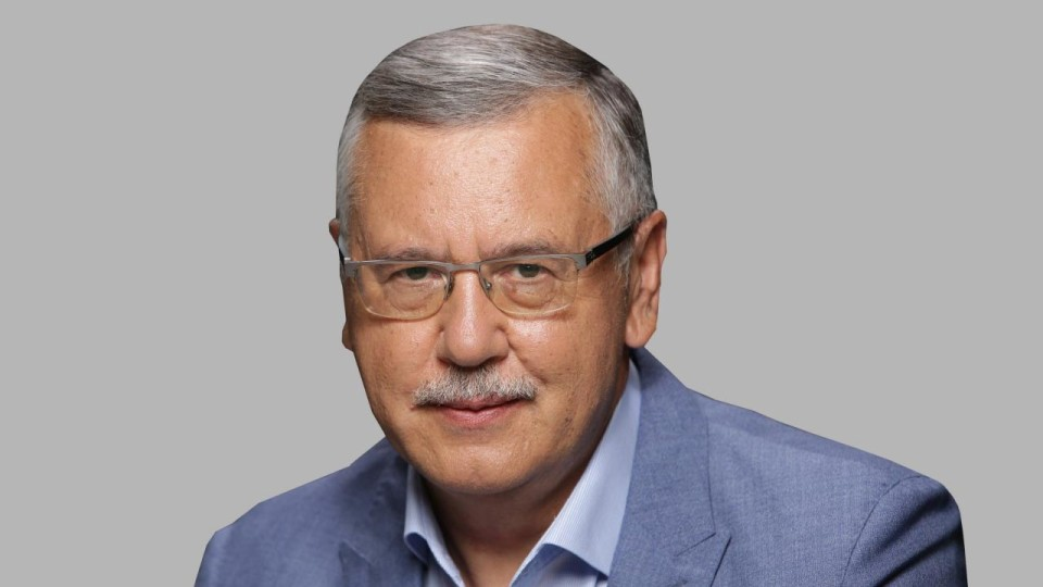 Анатолія Гриценка висунули кандидатом у президенти