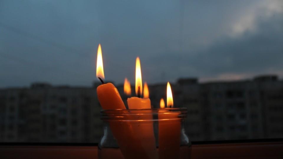 Графік відключення світла у Луцьку на  15 квітня
