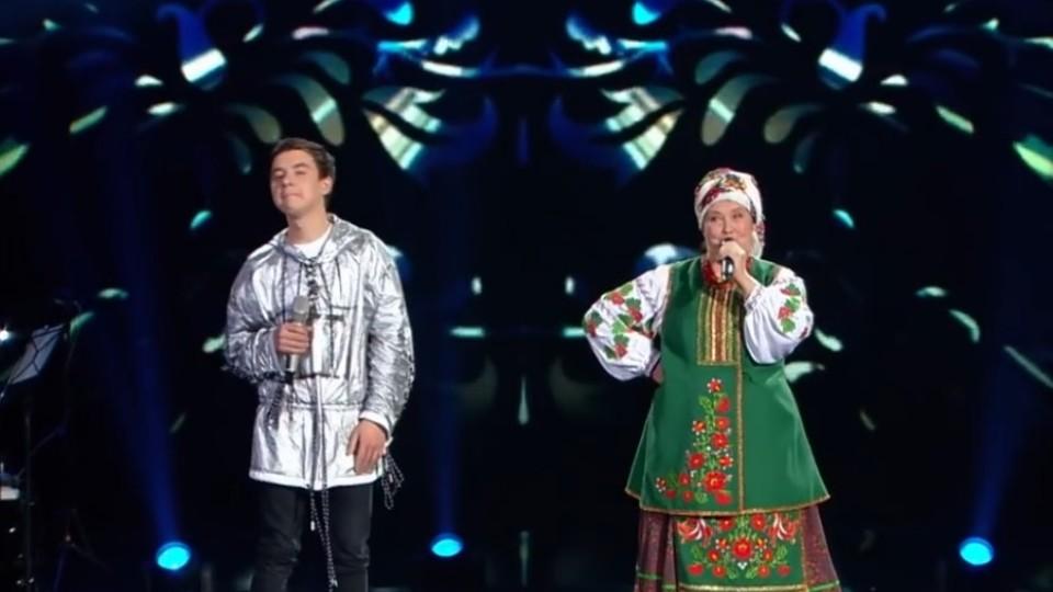 69-річна волинянка Лідія Горошко пройшла у наступний етап «Голосу країни». ВІДЕО