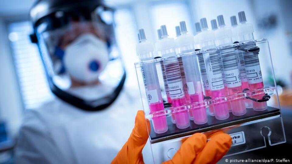 В Україні – понад 1100 нових випадків коронавірусу