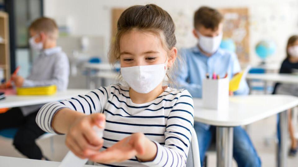 Де на Волині школярі та вчителі хворіють на коронавірус