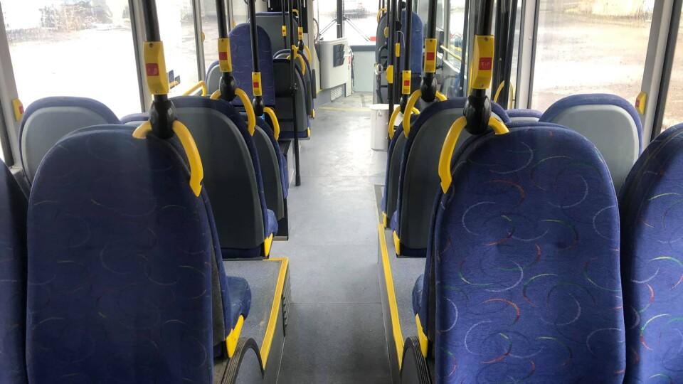 У Луцьку на маршрути виїдуть ще 7 екологічних автобусів MAN