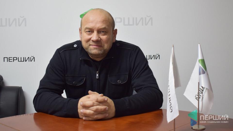 «Гроші заробляють не тільки для того, щоб їх витрачати», – луцький бізнес-тренер Олег Рабочаускас
