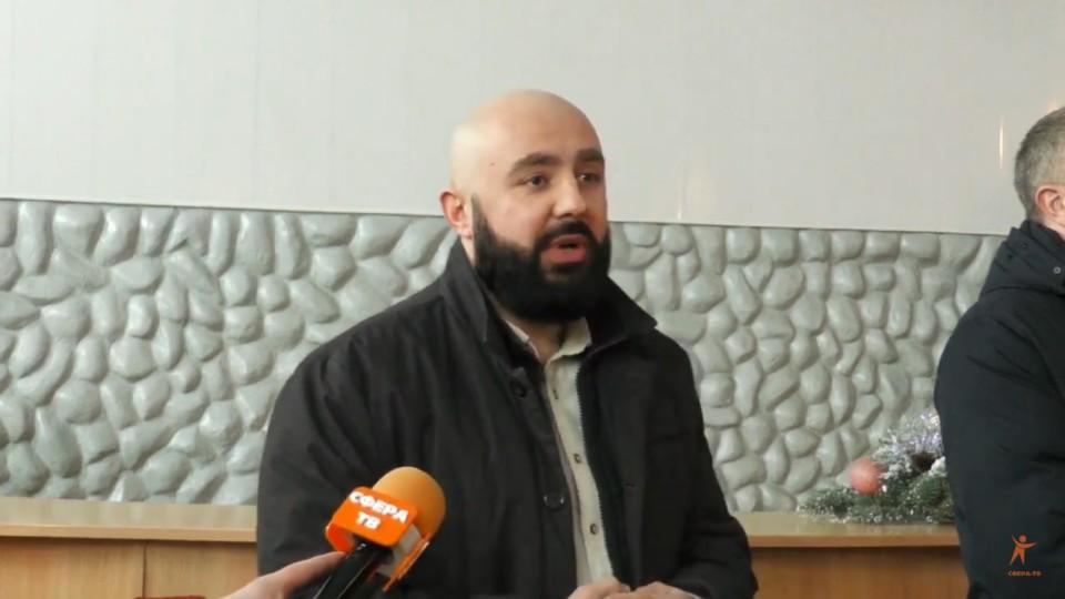 Представили нового директора шахти №9 «Нововолинська». ВІДЕО