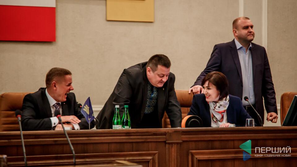 Штайнмаєр би плакав, або Турборежим по-волинськи на сесії облради. РЕПОРТАЖ