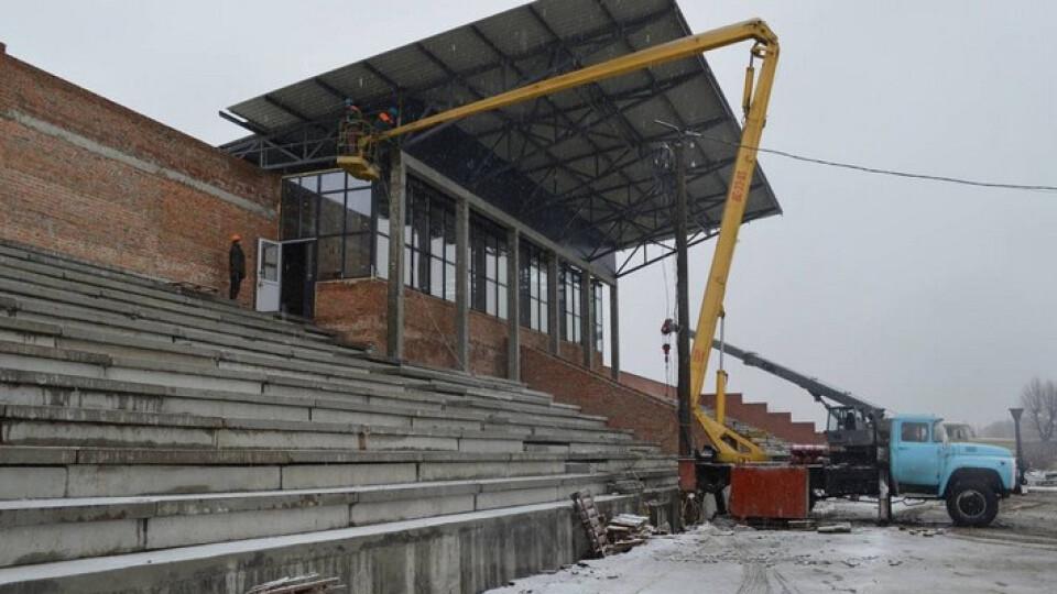 «Арена Ковель» чи «Локомотив»? Обирають нову назву стадіону у місті залізничників
