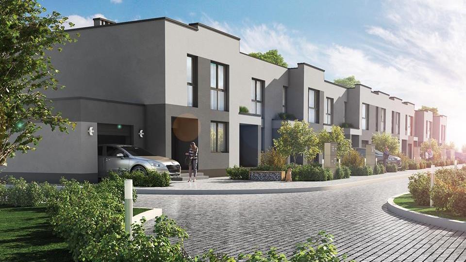 Показали, яким буде новий житловий квартал поблизу Луцька