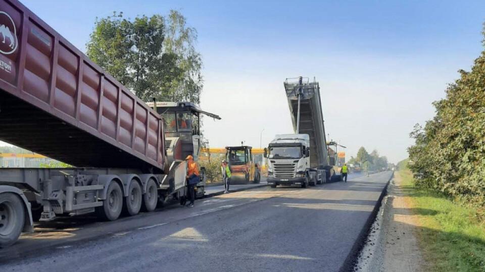 Волинь отримає 109 мільйонів гривень на місцеві дороги