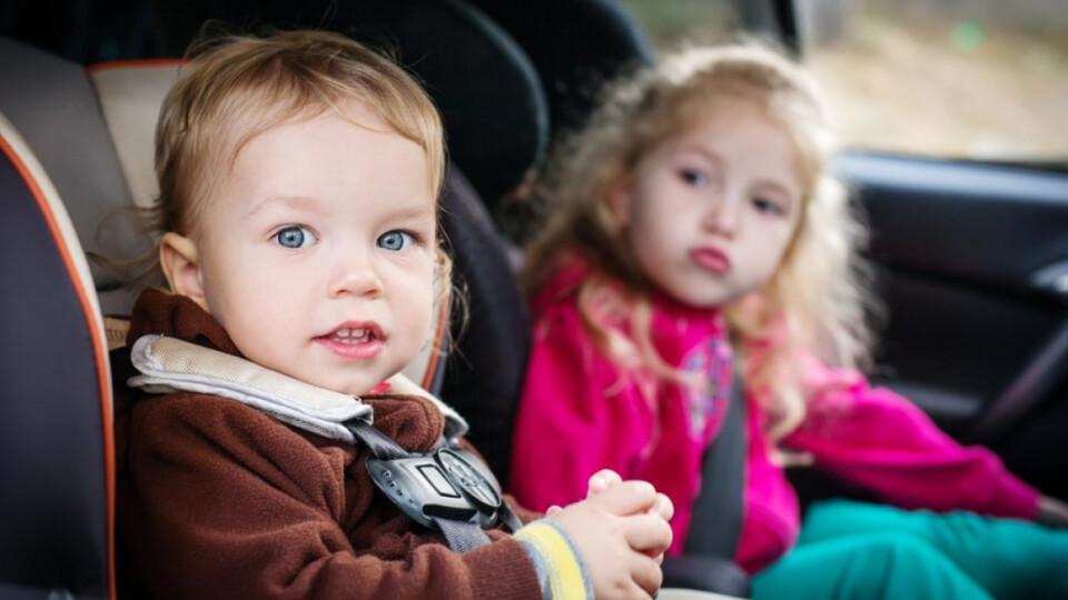 В яких луцьких таксі є дитячі автокрісла