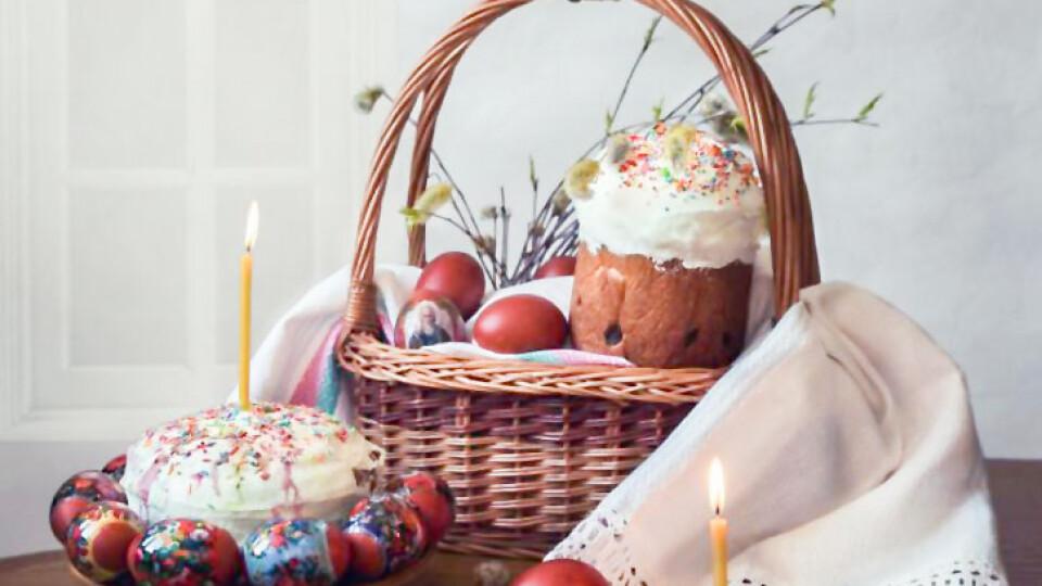 У Луцьку в Свято-Троїцькому соборі паски освячуватимуть протягом двох днів