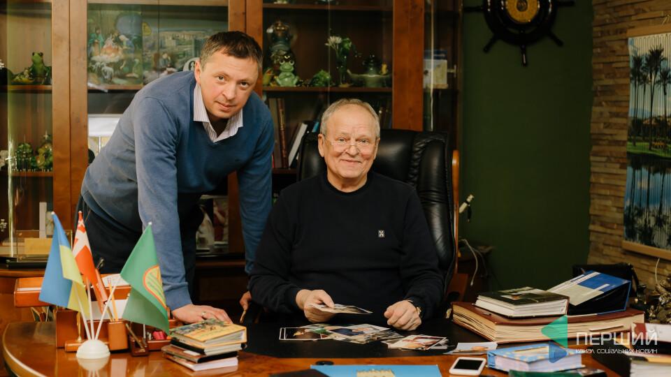 «Приїхав я, на 40-му була пшениця…». Віктор та Ігор Чорнухи. Розмова над старими світлинами