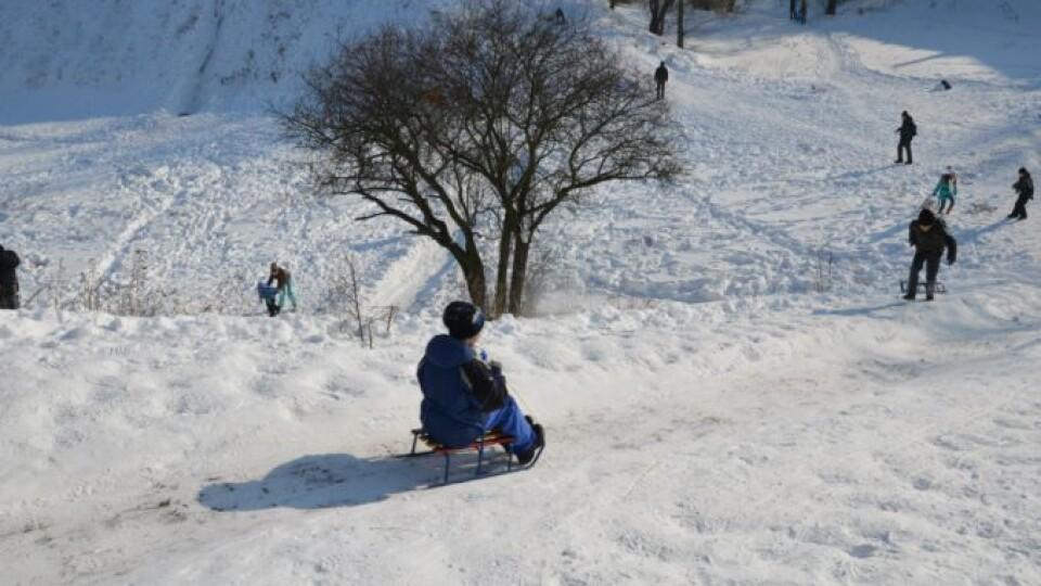 Невдалий спуск: чотирьох дітей на Волині прооперують через катання на гірках