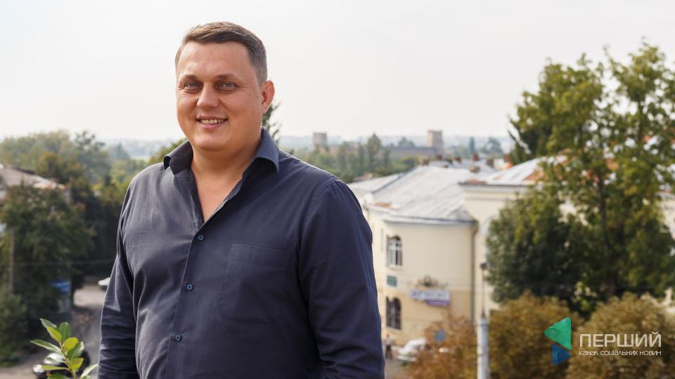 Депутат в темі - Микола Федік: «Вільної землі в Луцьку наче й нема, але вона звідкись береться»