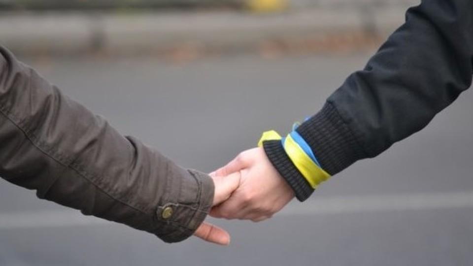 У Ківерцях організовують «ланцюг єдності»