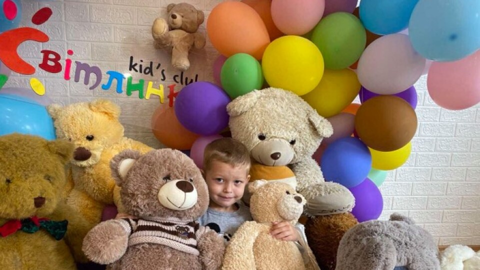 «Bear day» у Svitlynka kids club