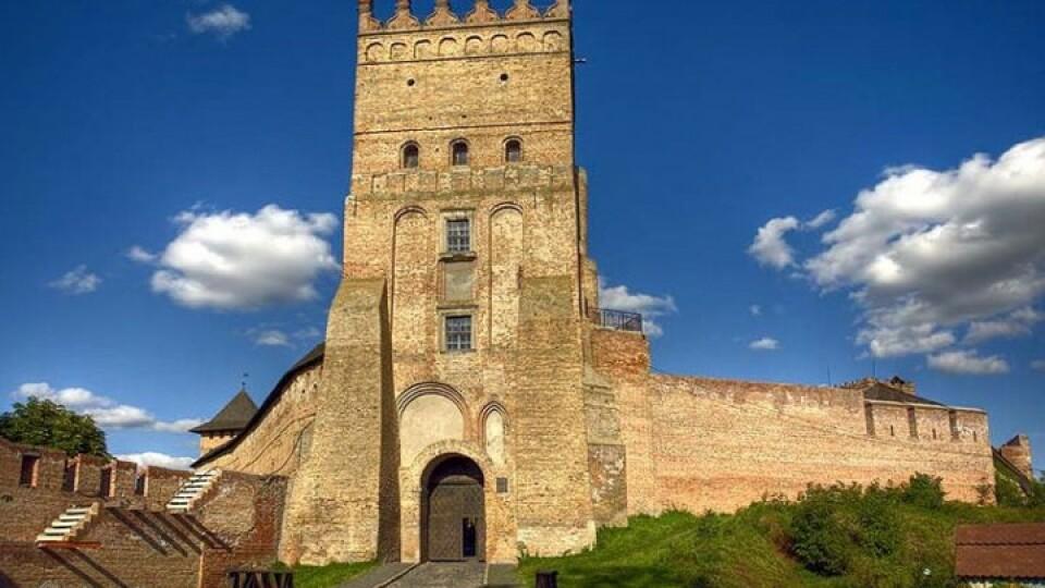 Замок Любарта – серед 5 найкращих архітектурних пам'яток України, які варто відвідати