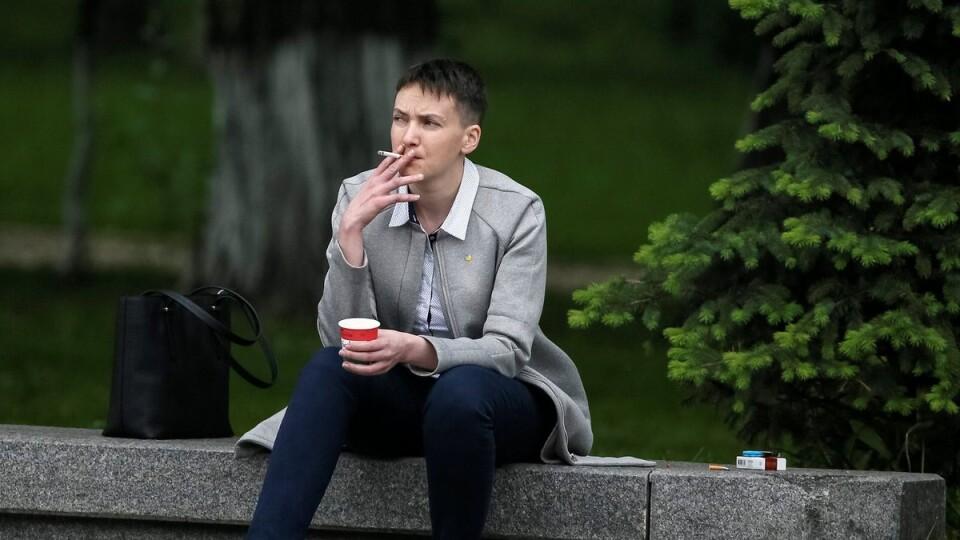 Надія Савченко прийшла у Верховну Раду