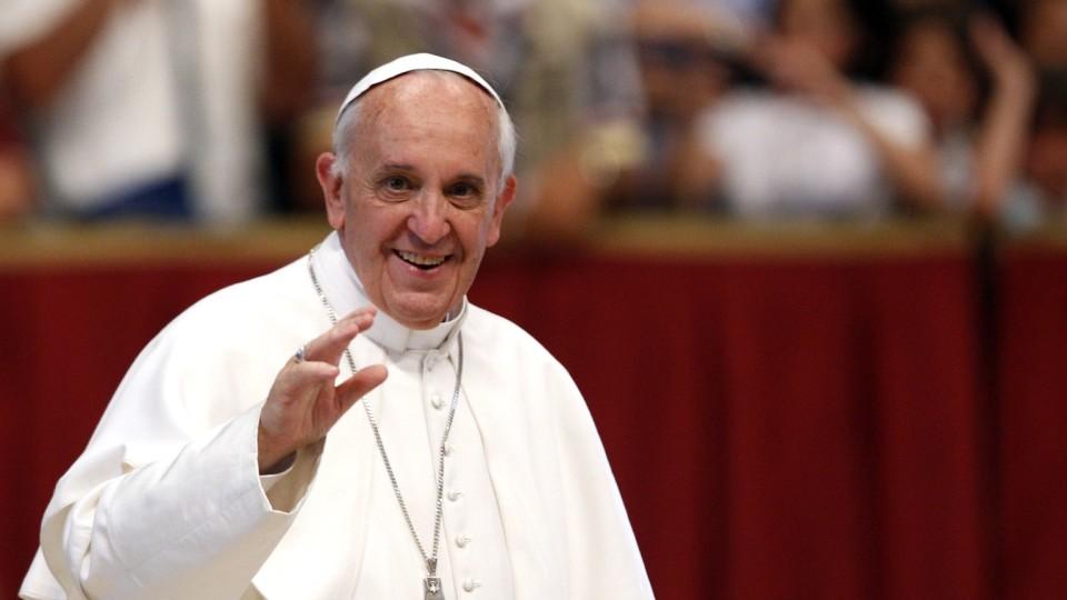 Папа Римський Франциск прислав  автограф юним дипломатам з Волині. ФОТО