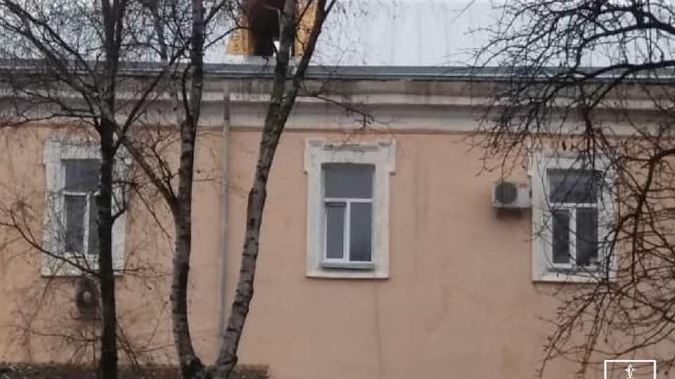 Луцький військовий госпіталь відновив роботу після пожежі